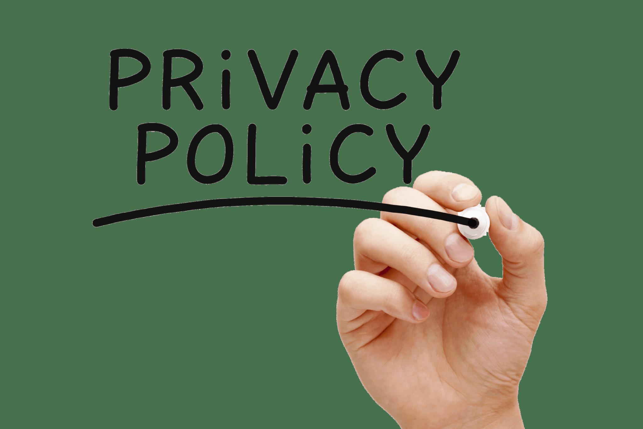 Securitech1 - privacy