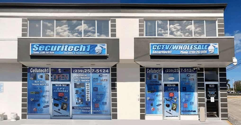Securitech1 Building